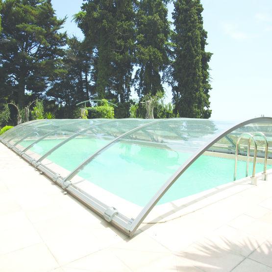 Couverture piscine coverseal prix cheap couverture piscine coverseal prix with couverture - Couverture piscine tendue perpignan ...