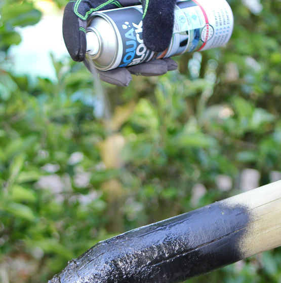 Aquablock de rubson un a rosol multiusage et multimat riaux - Produit contre l humidite ...