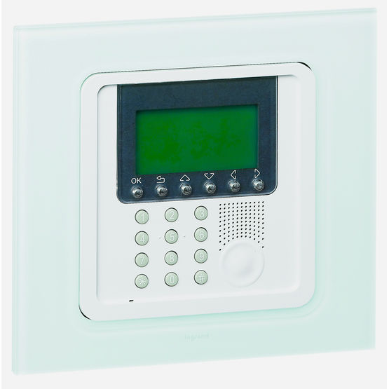 alarme anti intrusion filaire pour surveillance multid tection alarme intrusion filaire bus. Black Bedroom Furniture Sets. Home Design Ideas