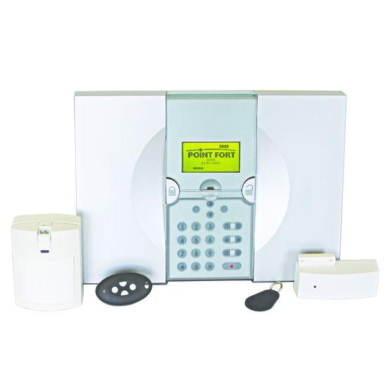 Alarme sans fil pour maison individuelle digilia for Alarme pour maison individuelle