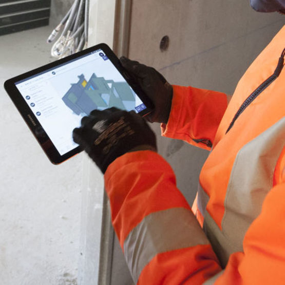 Applications mobiles et analyses prédictives pour le suivi de chantier | FINALCAD - FINALCAD