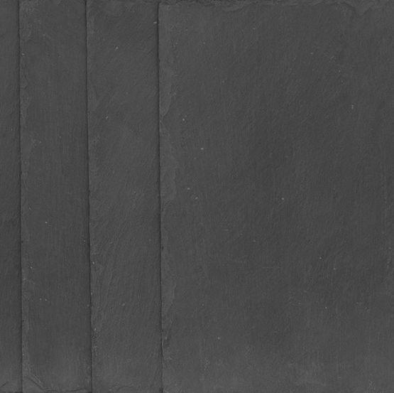Ardoises naturelle noir bleut cupa pizarras - Couleur noir bleute ...