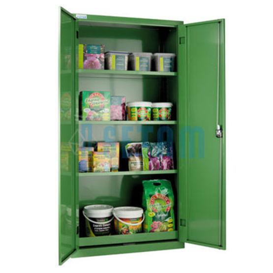 armoire pour le stockage de produits phytosanitaires. Black Bedroom Furniture Sets. Home Design Ideas