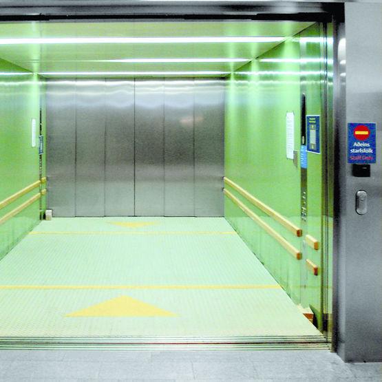 ascenseur grand trafic pour charges jusqu 39 5 000 kg. Black Bedroom Furniture Sets. Home Design Ideas