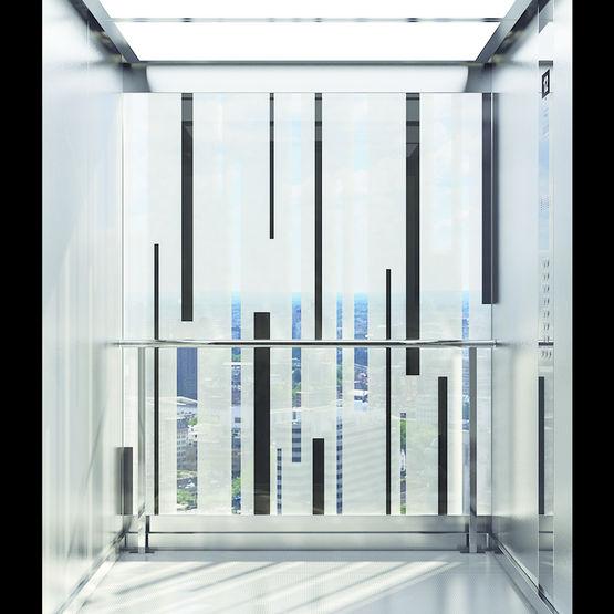 ascenseur pour immeubles de bureaux kone. Black Bedroom Furniture Sets. Home Design Ideas