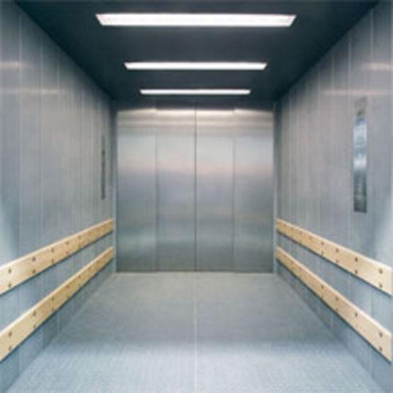 ascenseurs de charge ou de service pour erp h pitaux et. Black Bedroom Furniture Sets. Home Design Ideas