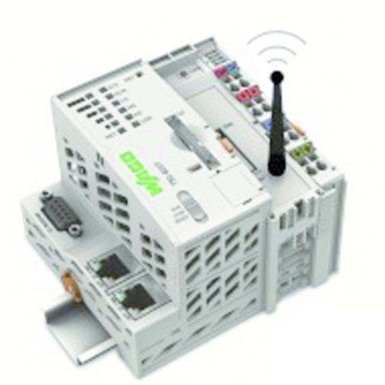 Automate Sur Plateforme Avec Modem 3g Wago