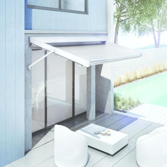 auvent toit ouvrant gennius france. Black Bedroom Furniture Sets. Home Design Ideas
