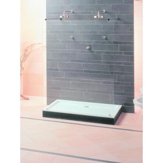 Paroi Acrylique Pour Douche cabine de douche tout en verre au design contemporain | box chapeau