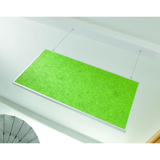 Fabricant Laine De Bois - Baffle acoustique en laine de boisà suspendre au plafond