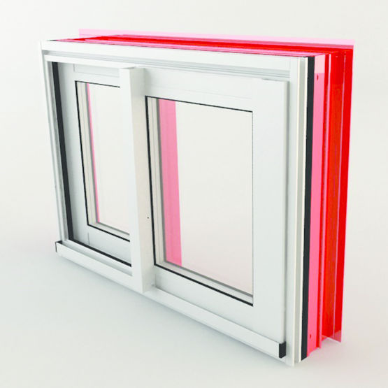 baie coulissante en aluminium hautes performances nerg tiques kasting speci 39 al k kawneer. Black Bedroom Furniture Sets. Home Design Ideas