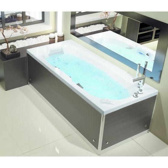 baignoire a debordement latest salle de bains luxueuse. Black Bedroom Furniture Sets. Home Design Ideas