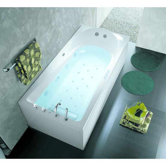baignoire syst me de massage de la nuque int gr www. Black Bedroom Furniture Sets. Home Design Ideas