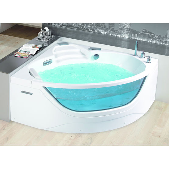 Baignoire Dangle à Hublot Calypso Grandform