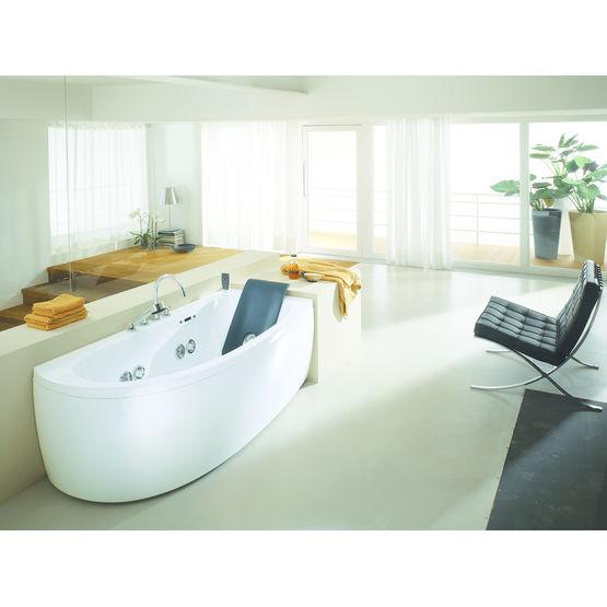 baignoire d 39 hydromassage avec dossier int gr armonya teuco. Black Bedroom Furniture Sets. Home Design Ideas