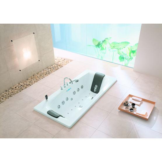 baignoire encastrable avec ou sans fonctions hydromassantes nearia teuco. Black Bedroom Furniture Sets. Home Design Ideas