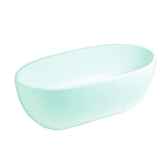 baignoire ovale en 8 coloris brillants stone one aquamass. Black Bedroom Furniture Sets. Home Design Ideas