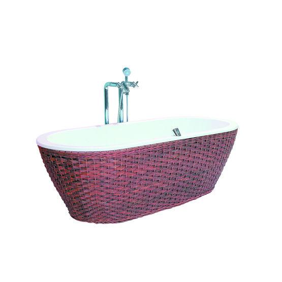 quaryl avis baignoire ou ovale encastrer ou poser en ilot. Black Bedroom Furniture Sets. Home Design Ideas