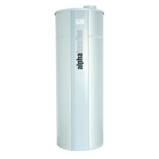 ballon ecs avec pompe chaleur a rothermique bwp 306 306s alpha innotec. Black Bedroom Furniture Sets. Home Design Ideas