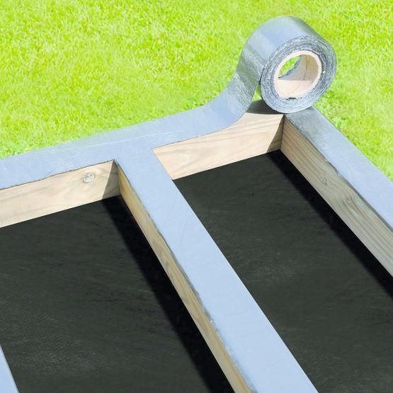 bande bitumeuse de protection pour terrasse fiberdeck fiberon. Black Bedroom Furniture Sets. Home Design Ideas