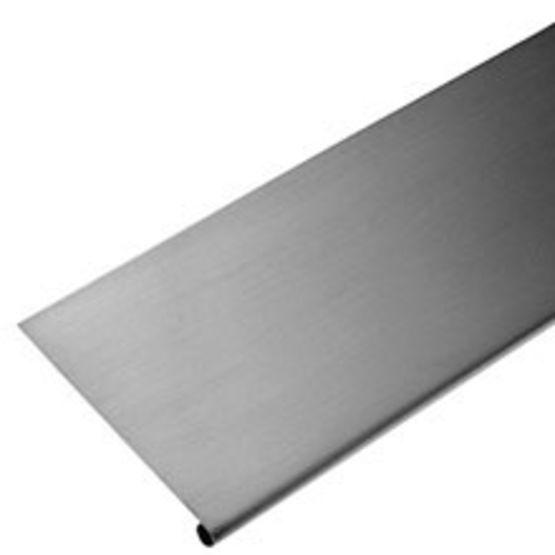 bandes de rives et bandes ourlet en zinc bandes de rives bandes ourlet rheinzink. Black Bedroom Furniture Sets. Home Design Ideas