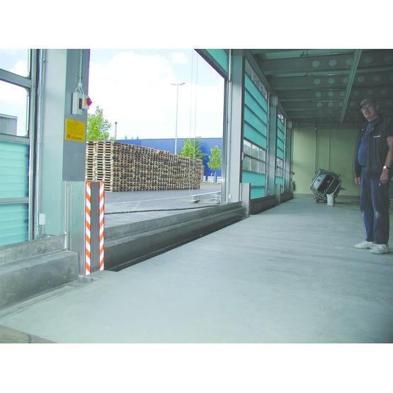 Barri re tanche antipollution et anti inondation pollu gate msei environnement for Barriere anti inondation belgique