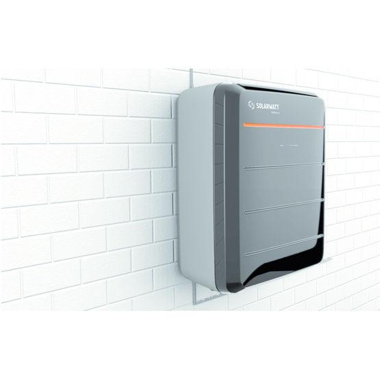 batterie de stockage d nergie solaire pour usage domestique solarwatt. Black Bedroom Furniture Sets. Home Design Ideas