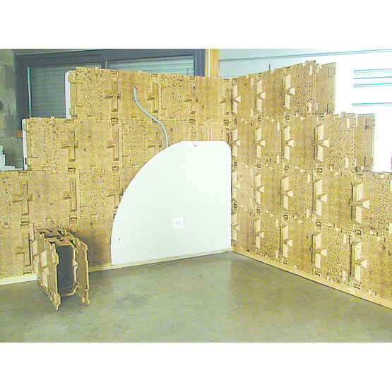 bloc bancher en bois moul isolation ext rieure. Black Bedroom Furniture Sets. Home Design Ideas