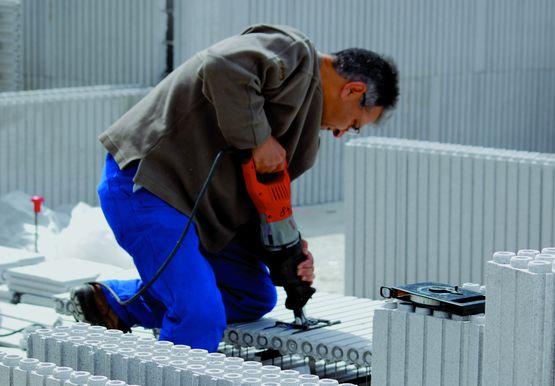 bloc coffrant isolant pour les murs des b 226 tis passifs ou positifs euromac 2