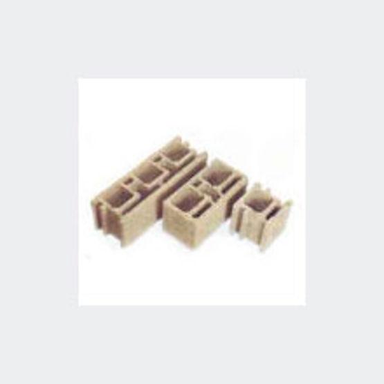 Bloc En Béton Pour Pose Sans Joints Horizontaux Bloc Eclair Type 3