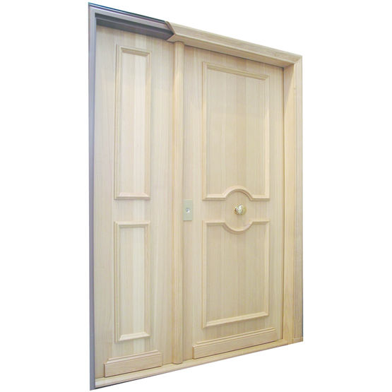 Bloc porte blind serrure 5 points a2p malerba for Porte 5 points