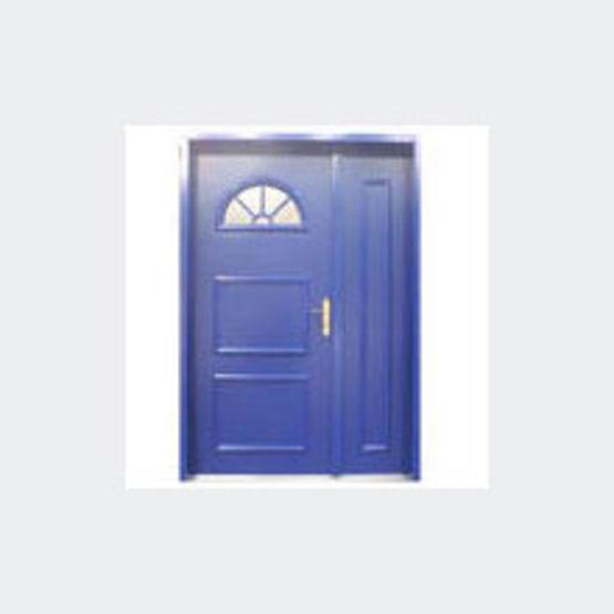 bloc porte d39entree a parements bois moulure les With porte d entrée malerba