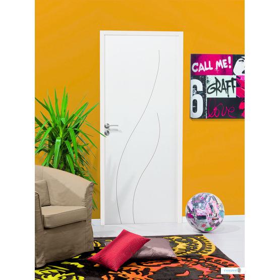 bloc porte int rieur parements grav s chauvat. Black Bedroom Furniture Sets. Home Design Ideas