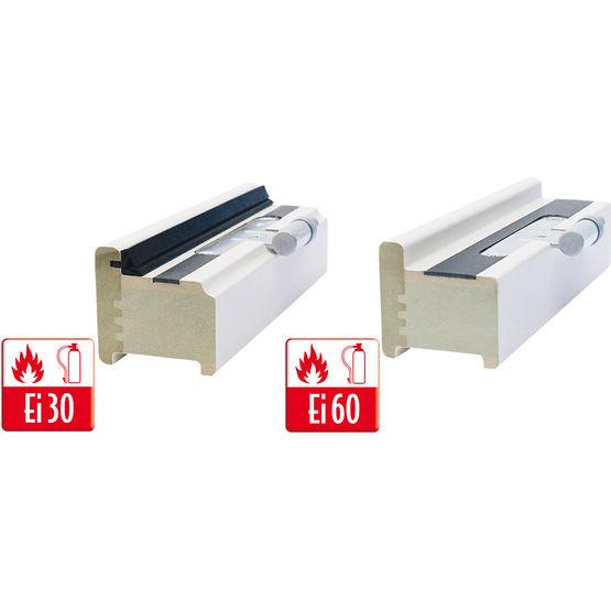Bloc porte palier ei30 avec huisserie anti feu isolation for Bloc porte cf 1h