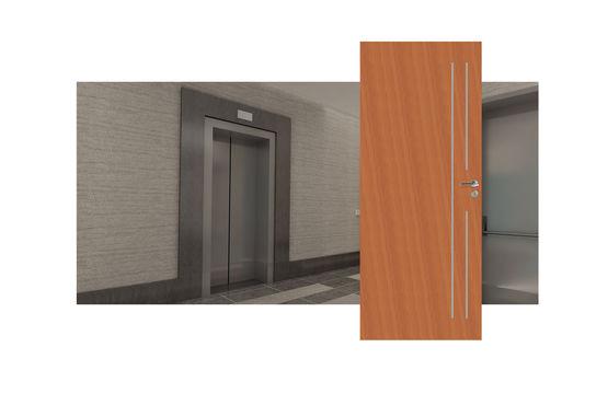 Bloc porte palier ei30 avec huisserie anti feu isolation Porte interieure sans bloc porte