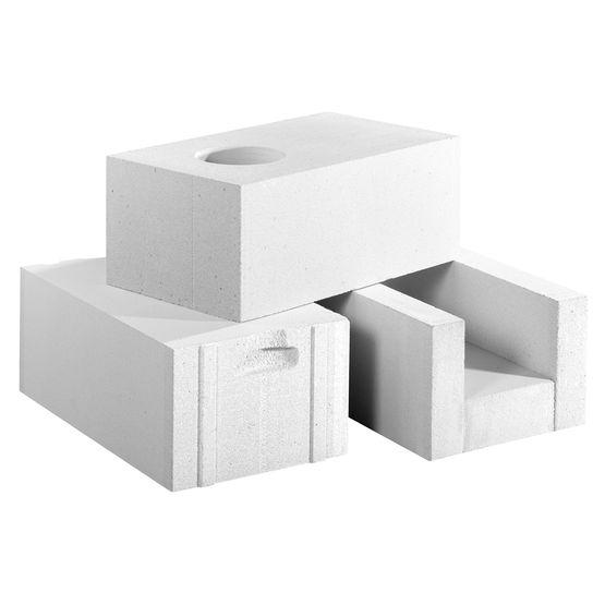 blocs de b ton cellulaire pour mur bioclimatique 100 min ral