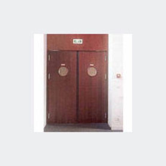 Blocs portes de recoupement coupe feu 1 2 heure un ou - Porte double battant coupe feu prix ...
