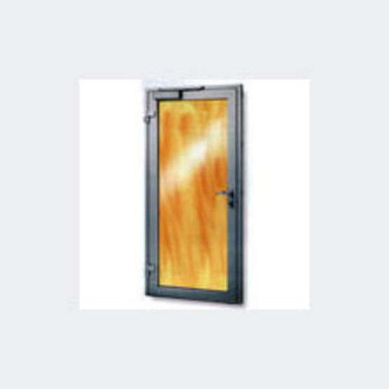 Blocs portes vitr s jusqu coupe feu 1 h aluflam a - Fiche technique porte coupe feu ...