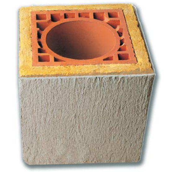 Boisseau Ceramique : Boisseau alv?ol? isol? en terre cuite – Imerys Structure – Terre