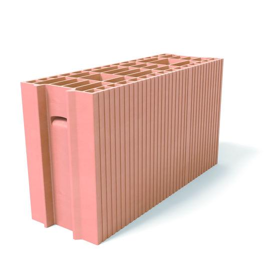 brique alv olaire en terre cuite de grand format bgv. Black Bedroom Furniture Sets. Home Design Ideas