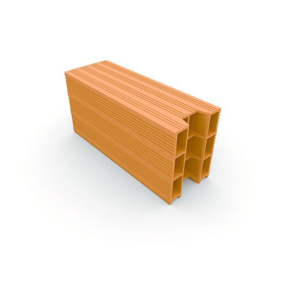 brique alv olaire pour murs porteurs jusqu 39 r 1 imerys. Black Bedroom Furniture Sets. Home Design Ideas