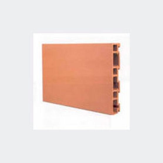 Brique de c ramique pour bardage ext rieur ou habillage for Habillage pour mur exterieur