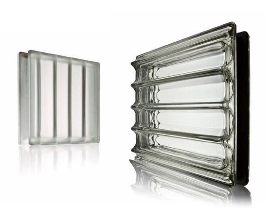 Brique de verre relief pour r alisation de murs - Montage brique de verre exterieur ...