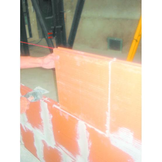 Brique Pltrire  Dcoupe Facilite  Cloison M  Terreal