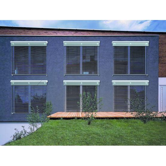 brise soleil ext rieur orientable caisson design warema. Black Bedroom Furniture Sets. Home Design Ideas