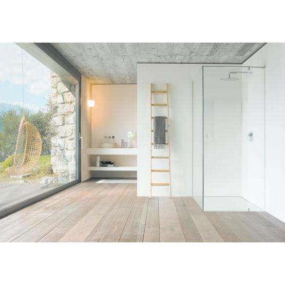 cabine de douche l 39 italienne en verre sans profil s plano cesana spa. Black Bedroom Furniture Sets. Home Design Ideas
