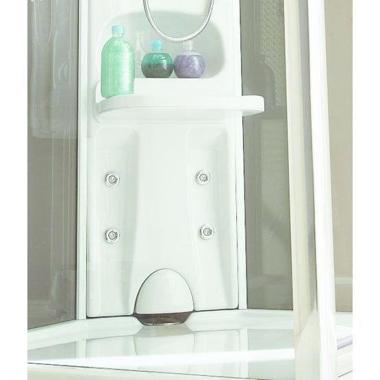 cabine de douche hydromassante h2o aquarine. Black Bedroom Furniture Sets. Home Design Ideas