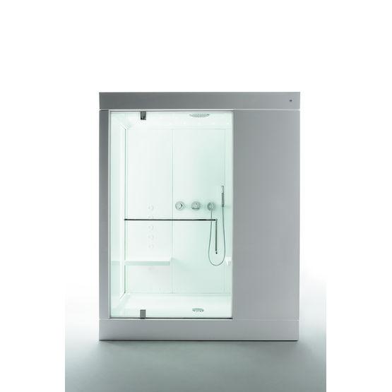 cabine de douche multifonctions et modulaire grand confort kosmic kos. Black Bedroom Furniture Sets. Home Design Ideas