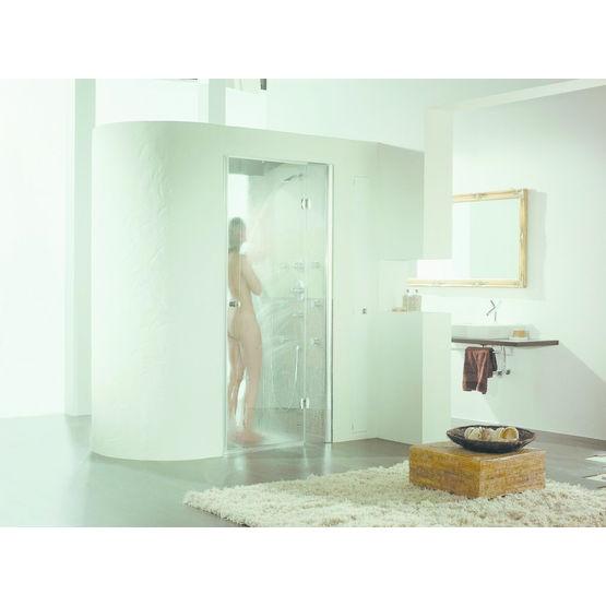 cabines de douche et hammam sur mesure wellness wedi. Black Bedroom Furniture Sets. Home Design Ideas
