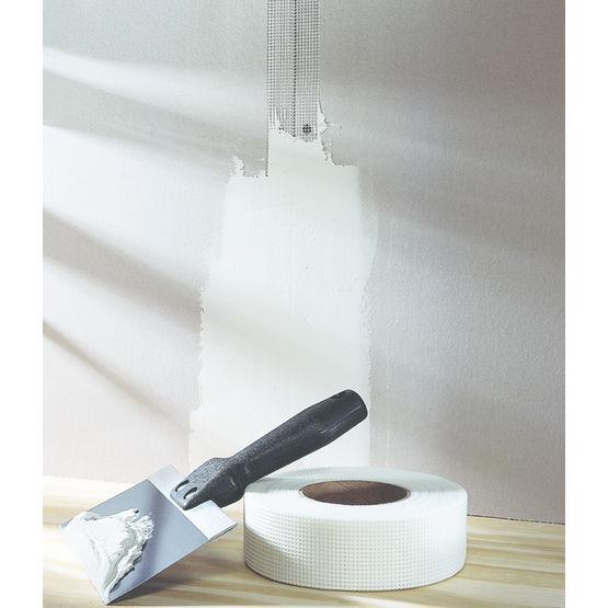 calicot en toile de verre pour plaques de pl tre adfors. Black Bedroom Furniture Sets. Home Design Ideas